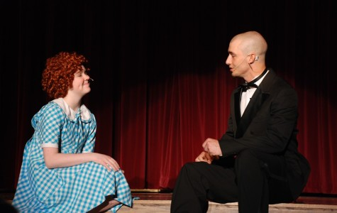 Stars of Annie Anxious to Get Started