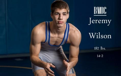 Big Man on Campus: Jeremy Wilson