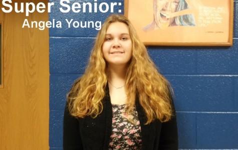 Super Seniors: Angela Young