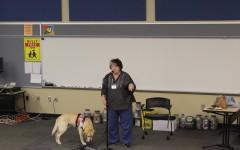 Myers reward program features service dogs