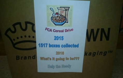 FCA starts another cereal drive