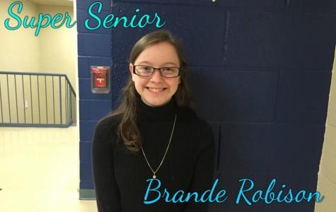 Super Senior: Brande Robison