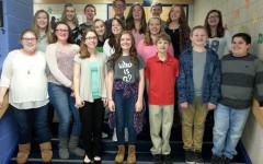 B-A well-represented at junior high county chorus