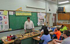 Feature Teachers: The Mack Attack