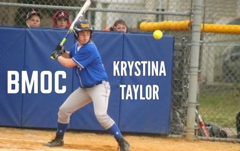 BMOC: Freshman Krystina Taylor