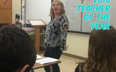 Congratulations to Mrs. Zong the 2016 Teacher of the Year!
