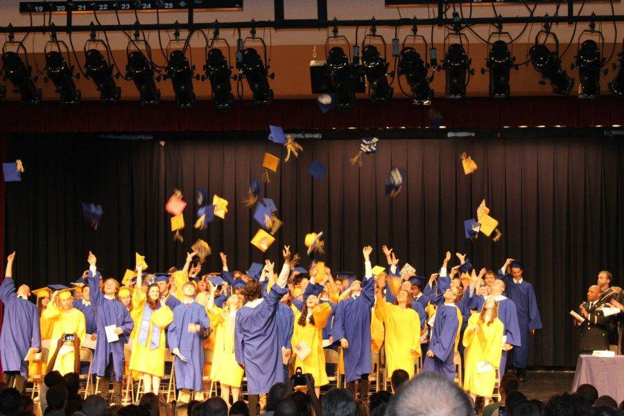 Bellwood-Antis says goodbye to Class of 2016