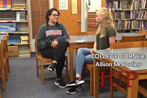 A Hawk in the Making: Allison McCaulley
