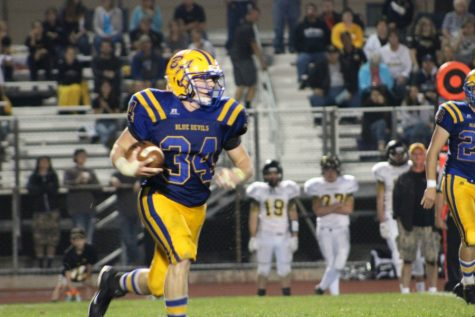 Blue Devils run all over Mo Valley