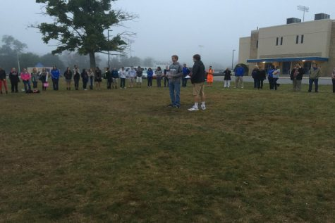 See you at the pole takes place tomorrow