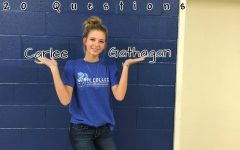 20 Questions with Carlee Gathagan
