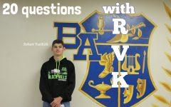 20 questions with Robert VanKirk