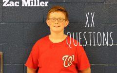 20 Questions: Zach Miller