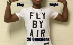 20 questions with Clay Engle