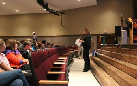 Freshmen learn about CTC options