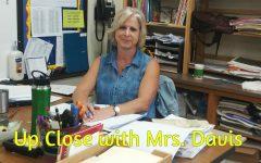 BAMS Teacher Feature: Mrs. Davis