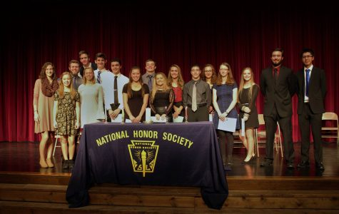 NHS inducts new memebers