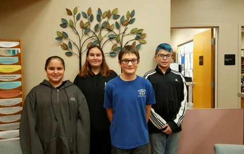 Middle School Students of the Week: November 1