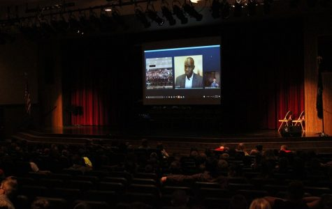 B-A students meet with Water for South Sudan organizer