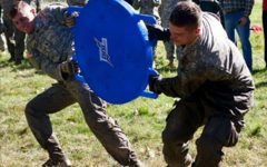 B-A grad Miller excelling in Army ROTC