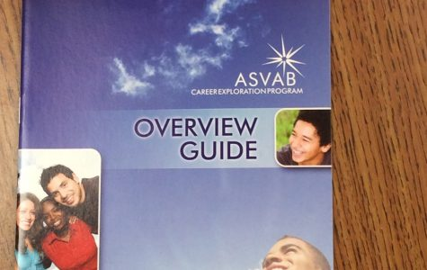 Students can take the ASVAB next week