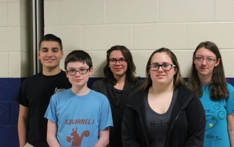 Five B-A musicians qualified for District Band