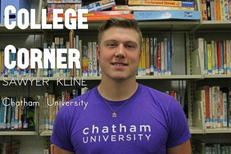 College Corner: Sawyer Kline