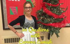 20 Questions with Carena Eamigh