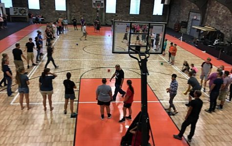 Cross-Town Basketball opening next week
