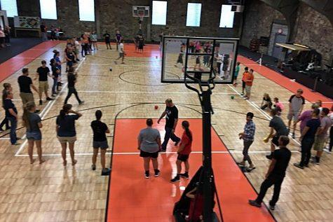Cross-Town Basketball opening next week