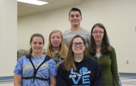 Six Students Selected for Honors Band