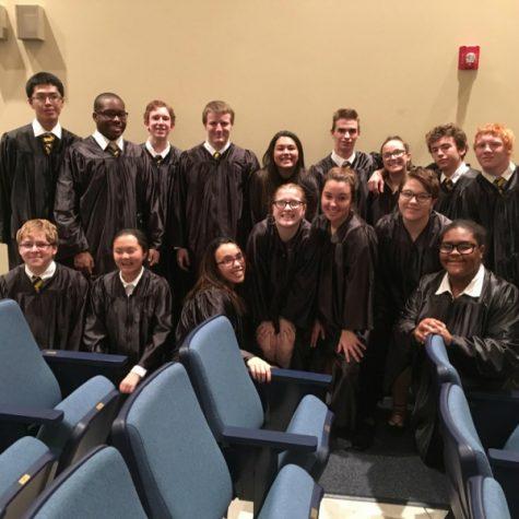 18 singers attend Blair County Chorus