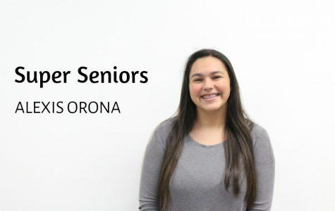 SUPER SENIORS: Alexis Orona