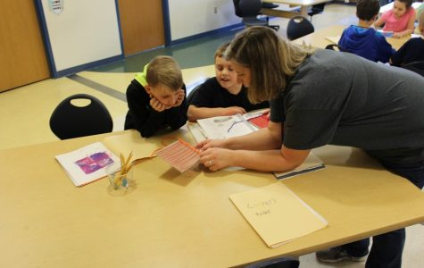 Myers artists learn through Studio Art class