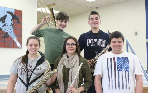 11 students qualify for County Band
