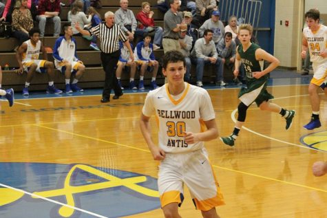 Devils get 15th win by breezing past West Branch