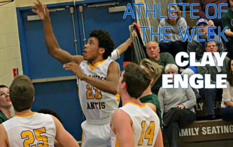 Athlete of the Week: Clay Engle