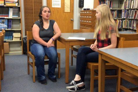 College Corner: Kiara Wolfe