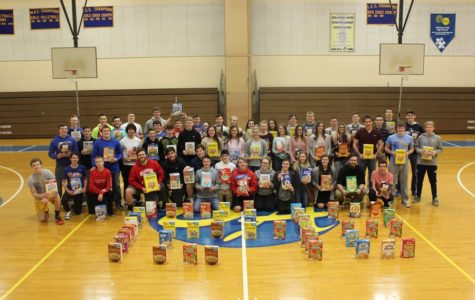 FCA donates more than 1,200 boxes of cereal