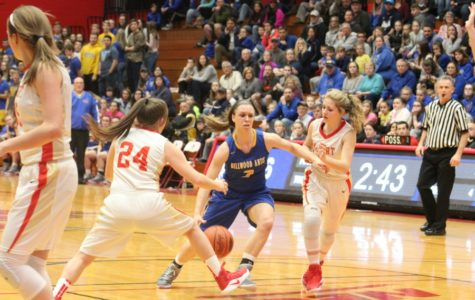 B-A Cruises past Sacred Heart