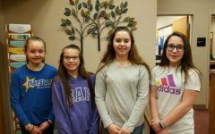 Middle school Students of the Week announced