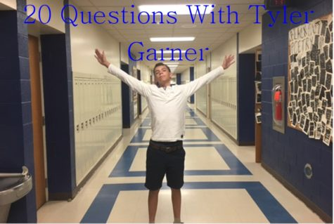 20 QUESTIONS: with Tyler Garner