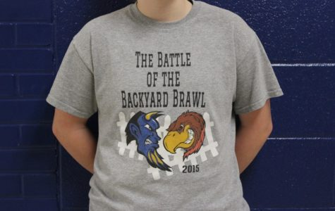 Backyard Brawl t-shirt contest to use twitter voting