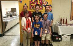 B-A students take 24 challenge