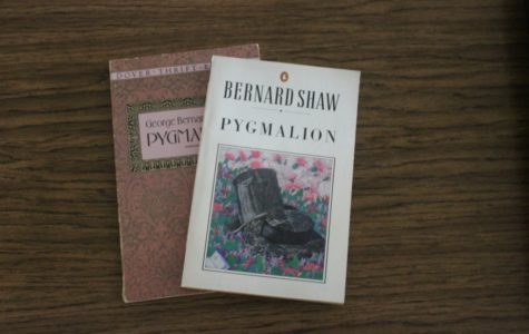 BOOKLIGHT: Pygmalion