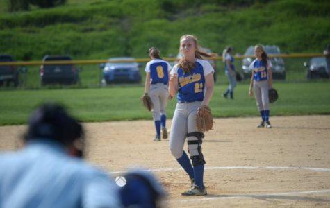 Softball steals Backyard Brawl