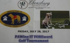 Service Paws to host golf tournament fundraiser