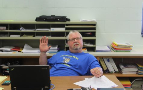 YEARBOOK DEDICATION: Mr. Gabrielson