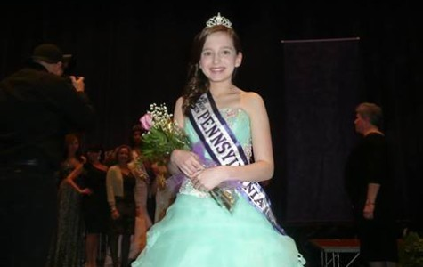 Alivia Jacobs Named Teen Beauty Queen
