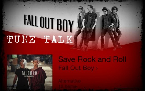 Tune Talk: Fall Out Boy is Definitely Worth a Listen